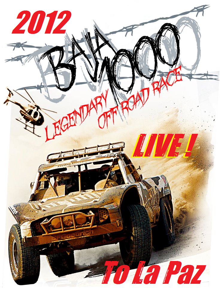 Baja 1000 Off Road Race