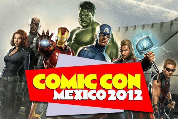 Comic Con Mexico 2012