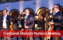 Casa Grande Hotel in Guadalajara presents the best events|X Traditional Mariachi National Meeting