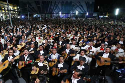 Events in Mexico City: Festivals in Mexico
