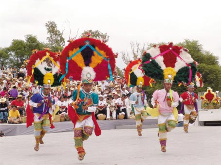 The Guelaguetza