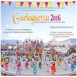 Guelaguetza 2016 | Villas del Sol presenta los mejores eventos en Oaxaca